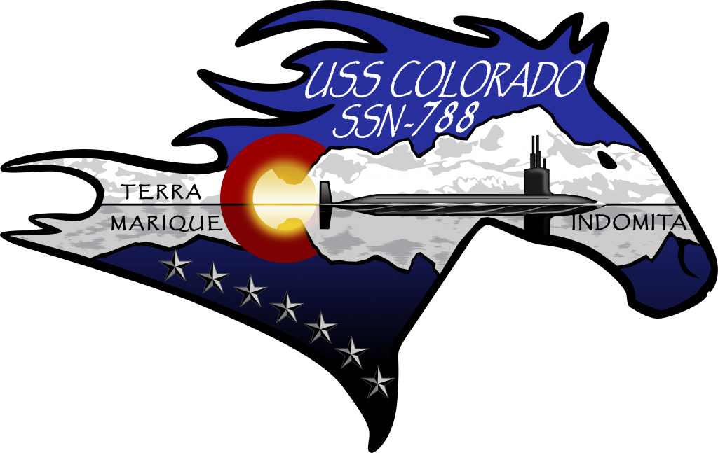 Commissioning of the USS Colorado Invocation and Benediction by